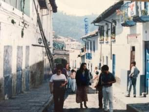 Evelia Peralta - Proyecto Municipio de Quito