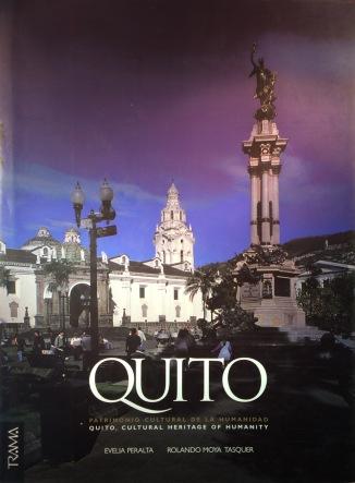 Evelia Peralta - Rolando Moya - Trama - Quito - Patrimonio Cultural de la Humanidad
