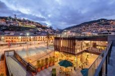 Pricipal - Yadhira Álvarez, Natalia Corral, MCM+A taller de arquitectura. Museo de la Ciudad, Nuevo Ingreso y área administrativa. Quito 003