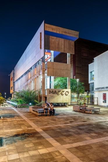 Yadhira Álvarez, Natalia Corral, MCM+A taller de arquitectura. Museo Arqueológico y Centro Cultural de Orellana. Puerto Francisco de Orellana. 002