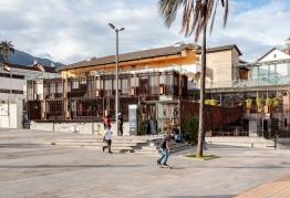 Yadhira Álvarez, Natalia Corral, MCM+A taller de arquitectura. Museo de la Ciudad, Nuevo Ingreso y área administrativa. Quito 002